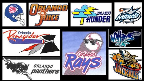 Orlando sports team of the past