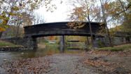 PHOTO GALLERY: Humpback Bridge in Alleghany County