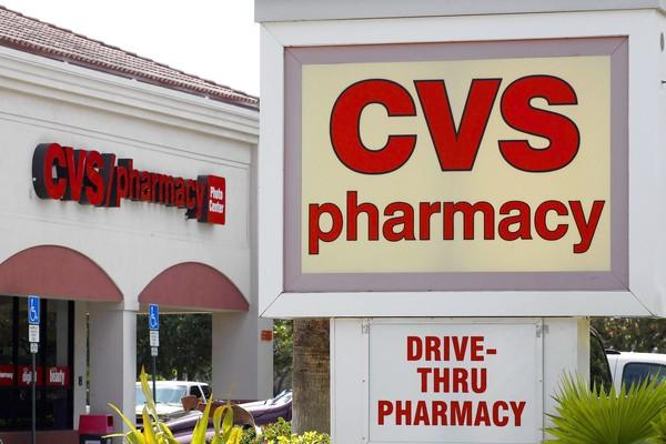 CVS Caremark reported $56.6 billion in prescription sales last year, about half its total revenue, from its store and online pharmacy operations. Above, a store in Ft. Lauderdale, Fla.