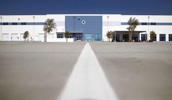 Amazon's new fulfillment center in San Bernardino will employ at least 700 in a region suffering 12.3% unemployment.