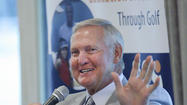 Photo Gallery: Jerry West speaks at Brookside Golf Course