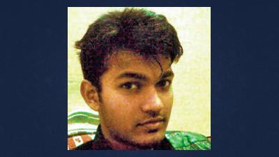This image taken from the social networking site Google Plus shows an undated photo of Quazi Mohammad Rezwanul Ahsan Nafis - the same man, who according to witnesses, appeared in federal court in Brooklyn on Wednesday to face charges of attempting to use a weapon of mass destruction and attempting to provide material support to al-Qaida. The Bangladeshi man was arrested Wednesday after he allegedly attempted to detonate what he believed to be a 1,000-pound bomb outside the Federal Reserve Bank in New York.