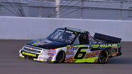 DENVER, N.C. – Justin Lofton's No. 6 Eddie Sharp Racing Chevrolet had a new look a few weeks ago at the NASCAR Camping World Truck Series Las Vegas Motor Speedway.