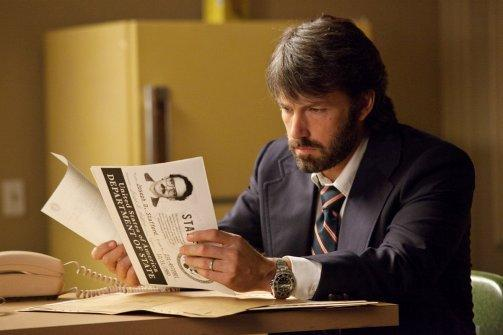 Ben Affleck in 'ARGO.'