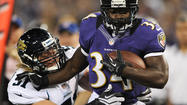 'I'm coming back with a chip on my shoulder,' Ravens running back Bobby Rainey says