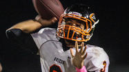 Week 8:  High School football pictures