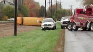 Frankfort School Bus Crash