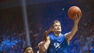 LEXINGTON — Kentucky junior guard Jarrod Polson has played in 28 games the last two seasons at UK and got into his first NCAA Tournament game last season.