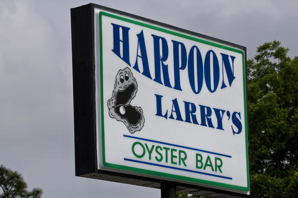 Where will Harpoon Larry's move?