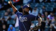 Tampa Bay's Fernando Rodney beats Orioles closer Jim Johnson for Delivery award