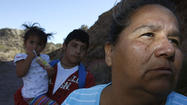 PHOTOS: Teenager's identity lies on both sides of the border