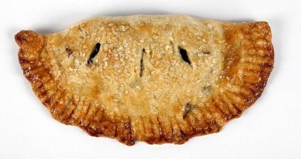 Apple hand pie.