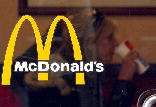 McDonald's saw its profit dip again in the third quarter.