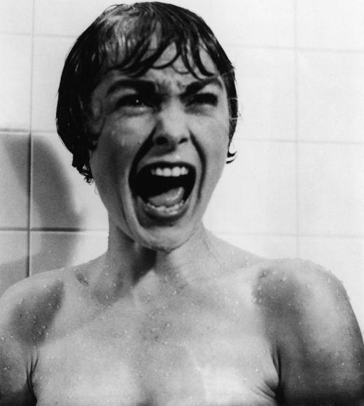 "Leigh was the big-name star in ""Psycho"" -- which made her early death all the more shocking. Hitchcock insisted that no one be let into the theater after the movie had started -- he didn't want audience members to feel cheated if they showed up late and missed Leigh all together."