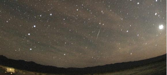 Orionid meteor shower