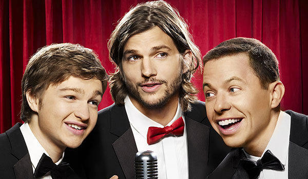 "Ashton Kutcher may have stepped into the starring role on ""Two and a Half Men"" just last year, but his spot at the top-rated CBS sitcom has made him TV's highest-paid actor, according to Forbes magazine, which released its annual list of the highest-paid performers on TV.  Kutcher replaced Charlie Sheen, the previous star of ""Two and a Half Men,"" who topped Forbes' list last year. The magazine estimates that Kutcher earned $24 million from May 2011 to May 2012.  ""House"" star Hugh Laurie hung up his stethoscope last year, but he still managed to land at No. 2 on the list with $18 million. He also had a bestselling blues album, ""Let Them Talk."" <br><br> <strong>Full story:</strong> <a target=""_blank"" href=""http://www.latimes.com/entertainment/tv/showtracker/la-et-st-ashton-kutcher-highest-paid-tv-actor-20121017,0,4300298.story"">Ashton Kutcher is TV's highest-paid actor</a> 