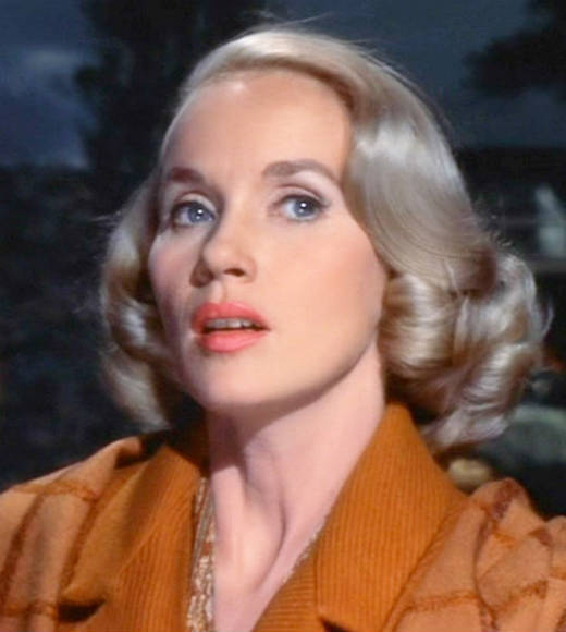 Tippi Hedren, Grace Kelly and more of Hitchcock's muses: Hitchcock cast Saint as the femme fatale in in North by Northwest opposite Cary Grant. The director insisted Saint cut her waist-length hair for the role -- the first time shed cut it in her career.