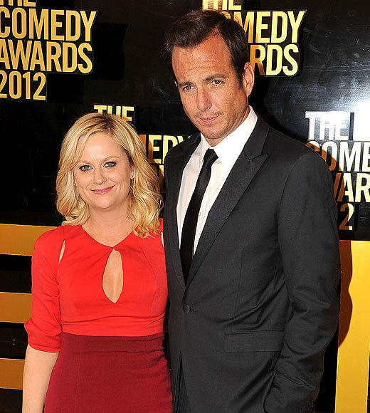 2012 Celebrity Splits: The two comedy stars, who had been married nine years and have two kids, shocked their fans when they announced an amicable split in early September.