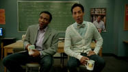 Troy & Abed of 'Community' explain the meaning of October 19