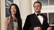 Vera Wang and Arnold Becker