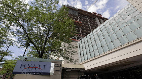 Expansion continues at the Hyatt Regency McCormick Place.