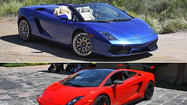The Fast and the Curious: Lamborghini's Gallardo gets two more flavors