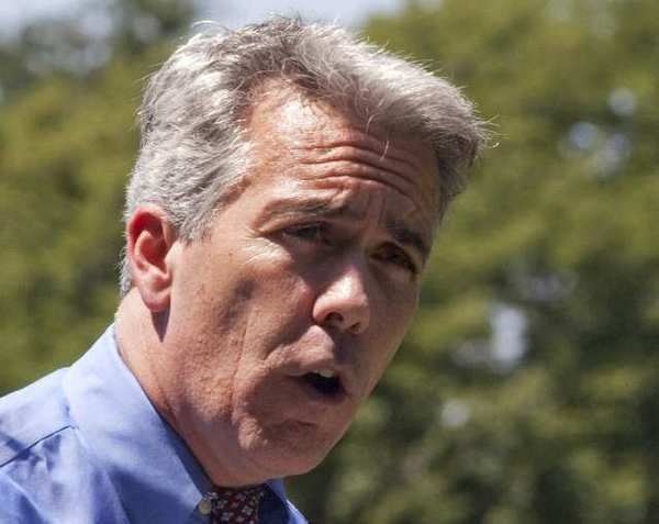 Rep. Joe Walsh (R-Ill.) addresses a Tea Party rally in 2011. On Thursday, he said abortions were never medically necessary -- and was swiftly attacked by medical experts.
