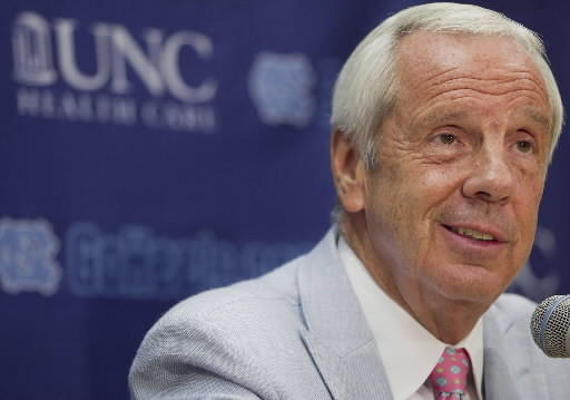 Roy Williams had surgery Sept. 19