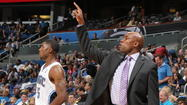 "The Orlando Magic notched their first win of this preseason Friday night, <a title=""Magic notch their 1st preseason win under Jacque Vaughn"" href=""http://www.orlandosentinel.com/sports/orlando-magic/os-orlando-magic-indiana-pacers-1020-20121019,0,5367788.story"" target=""_blank"">beating the </a>Indiana Pacers<a title=""Magic notch their 1st preseason win under Jacque Vaughn"" href=""http://www.orlandosentinel.com/sports/orlando-magic/os-orlando-magic-indiana-pacers-1020-20121019,0,5367788.story"" target=""_blank""> 112-96 at </a>Amway Center. Here's a look back at some of the positives and negatives from the exhibition."