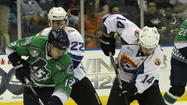 Solar Bears notch first victory