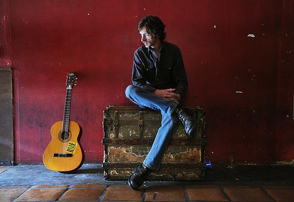 """Actor John Hawkes, featured in the indie drama """"Winter's Bone,"""" can be seen playing in a band around L.A. when not on camera."""