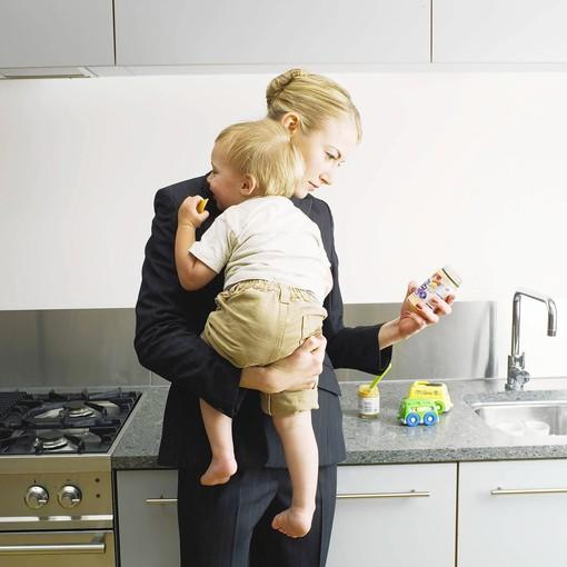 Studies have found little difference between the children of working mothers and stay-at-home mothers.