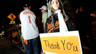 """The Orioles will finish fifth in the American League East. Only because they can't finish sixth."""