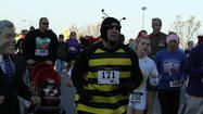 Photos: WSU Pumpkin Run, Gallery One