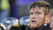 3 questions with Ravens right guard Marshal Yanda