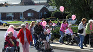 PICTURES: Whitehall Manor's Breast Cancer Walk