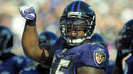 Ravens All-Pro outside linebacker Terrell Suggs could play Sunday against the Houston Texans.