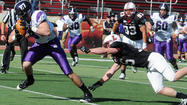 Holy Cross at Lafayette College Football