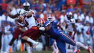 Pictures: Florida Gators vs South Carolina