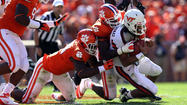 Offense fails Virginia Tech again in loss at Clemson