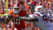 PICTURES: Clemson 38, Virginia Tech 17
