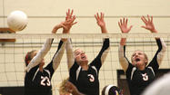 Photo Gallery: 5A Sub-State Volleyball, Newton