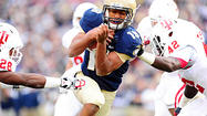 Navy rallies behind Keenan Reynolds to beat Indiana, 31-30