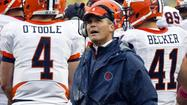 Seven games, five losses, one recruiting faux pas and a pinch of chewing tobacco into his tenure, Illinois coach Tim Beckman will enter Memorial Stadium on Saturday for his first homecoming game.