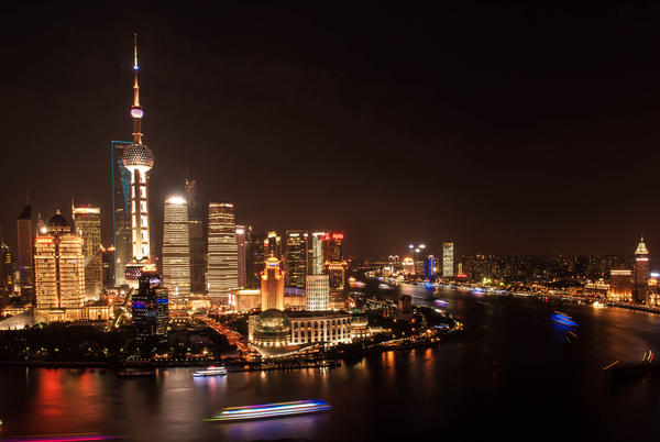Many of China's cities boast impressive skylines packed with a seemingly endless number of skyscrapers. (Honorable mentions go to Macao, Shenzhen, Chongqing, Guangzhou, Beijing - you get it.) But it's Shanghai's eclectic skyline that stands out from the crowd. The most populous city proper in the world also has one of the most distinctive skylines, featuring Art Deco, Soviet neoclassical and traditional Jiangnan architecture. Reaching higher - and more grandly - than most are the Shanghai World Financial Center (1,614 feet), Jin Mao Tower (1,380 feet) and the Sci-Fi looking Oriental Pearl Radio & TV Tower (1,535 feet).