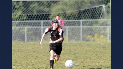 Conemaugh Township senior Allyson Lonas scored three goals Saturday against North Star.