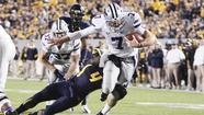 "<span style=""font-size: small;"">No. 4-ranked Kansas State University remained dominate throughout Saturday night's game against #14 West Virginia.</span>"