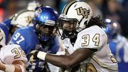 Pictures:  UCF Knights vs. Memphis Tigers