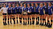 Kapaun, Bishop Carroll volleyball return to state