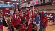 Hoisington girls punch their ticket to Salina